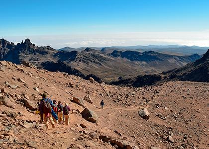 Bestige Mount Kenya