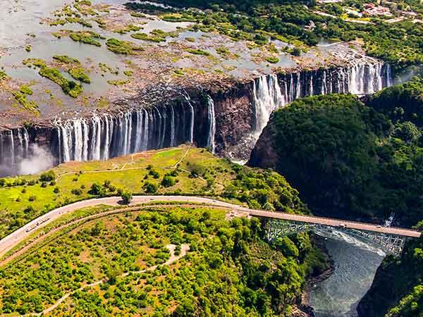 Rejser til Zimbabwe