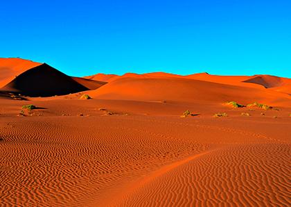 Namibias ørken