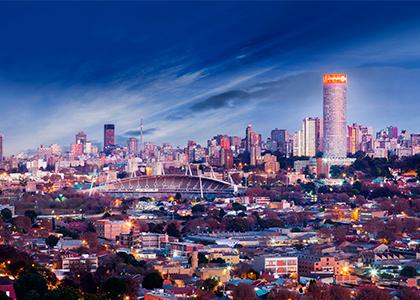 Johannesburg, Sydafrika